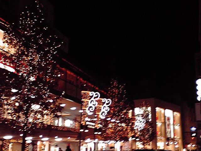 12月16日またまた夜散歩