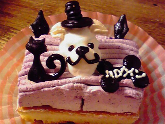 ハローインなケーキ