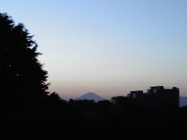 フランス山